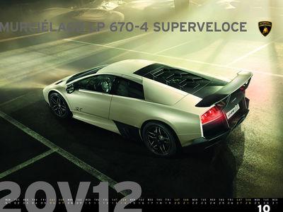 ANKE LUCKMANN for Lamborghini 20V12