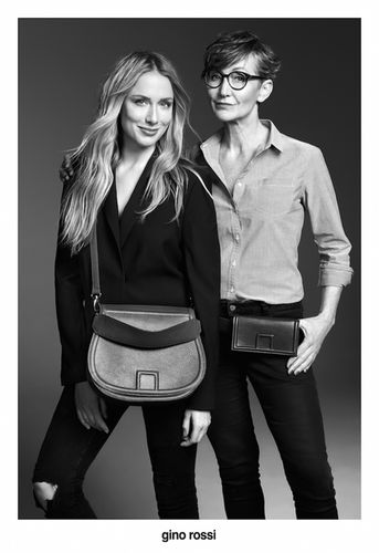 MAGDA WUNSCHE & AGA SAMSEL for GINO ROSSI