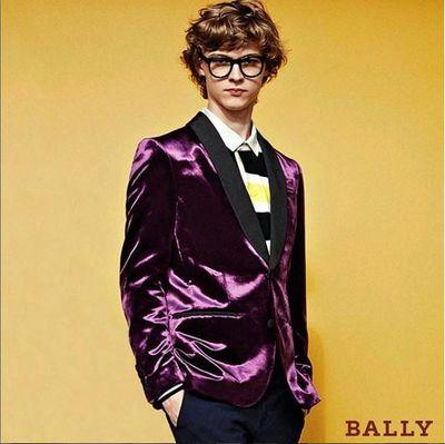 Max Barczak for Bally