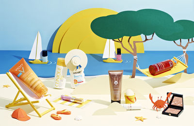 Beauty in the Sun – Paper Art for Myself Magazine