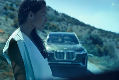 Robert Westrich for BMW Concept Car X7