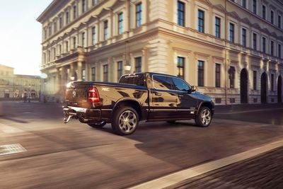 WE! SHOOT IT, Dodge RAM 1500 for AEC Europe