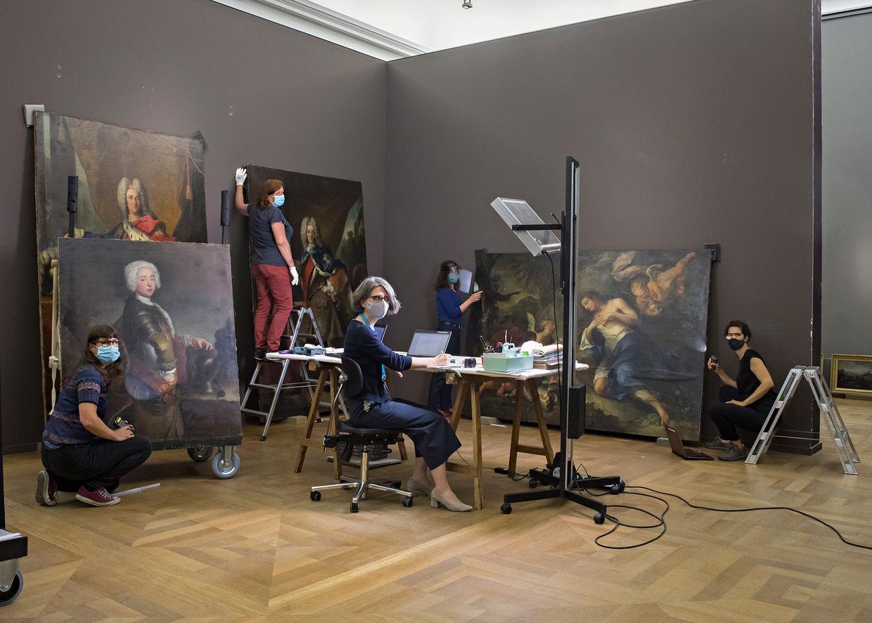 UPFRONT PHOTO & FILM GMBH: Monika Hoefler for Bayerische Staatsgemäldesammlung