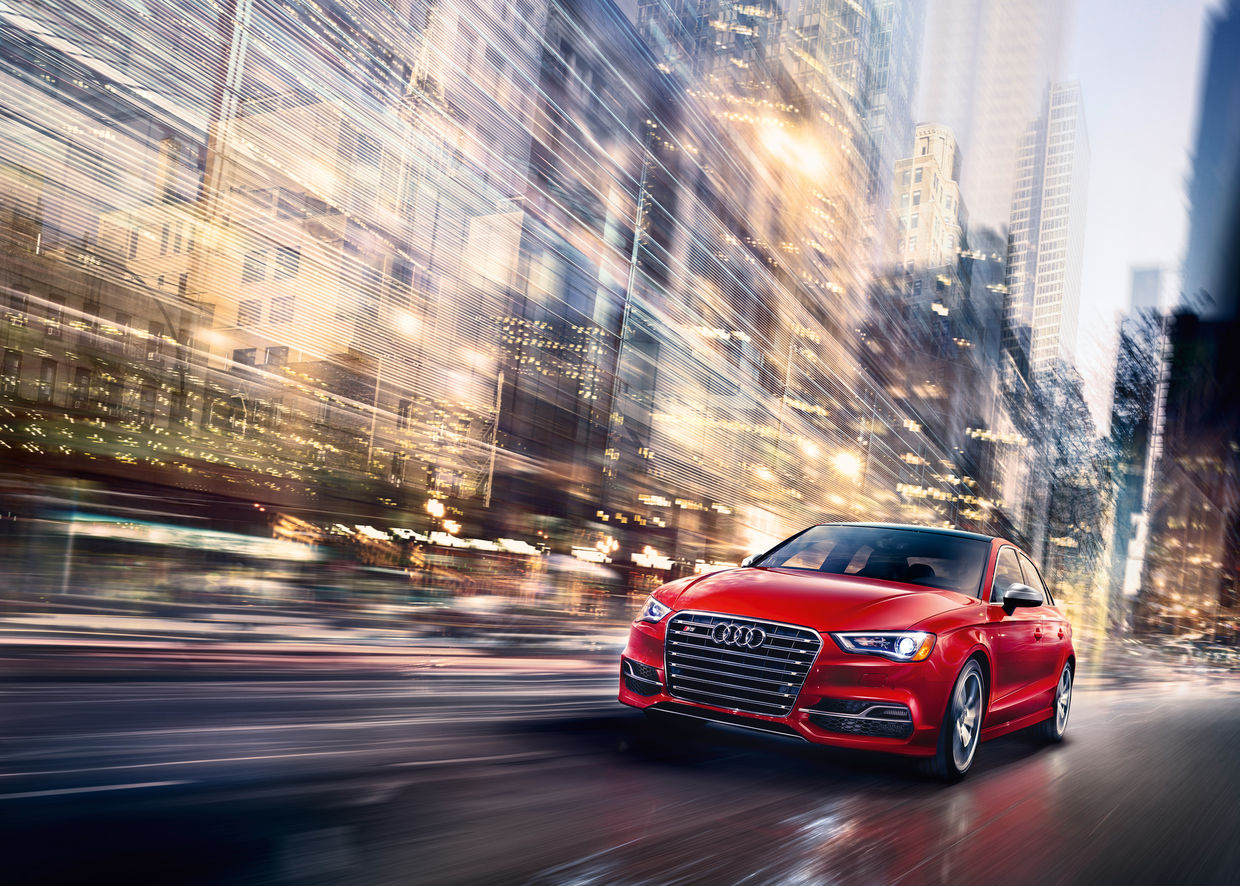 Audi USA Print Campaign By Igor Panitz With Post Production By - Audi usa