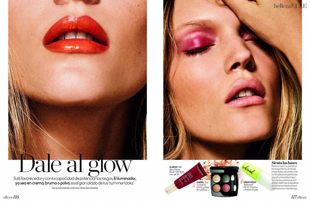 BIGOUDI Sonja Shenouda für Elle Beauty Spain