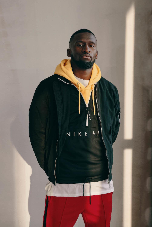 WILDFOX RUNNING: David Daub for Nike