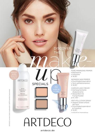 VIVA MODELS: ARTDECO Beauty Campaign