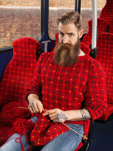 COSMOPOLA | JOSEPH FORD - Knitting Series