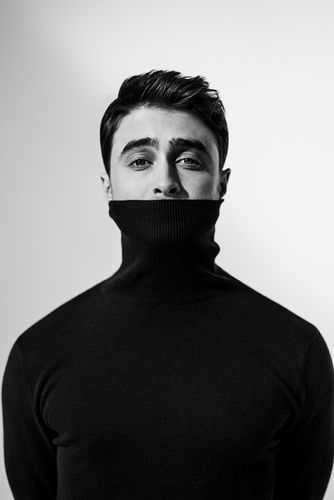 DANIEL RADCLIFFE FOR L´OFFICIEL HOMMES BY ROBERT WUNSCH