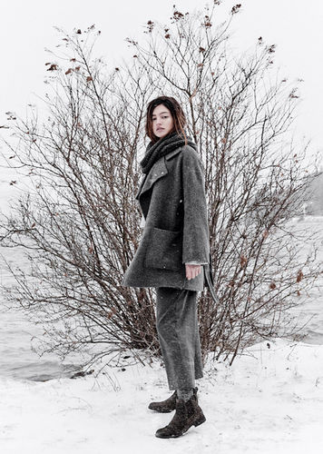 HILLE PHOTOGRAPHERS: BLASIUS ERLINGER for BORN Shoes Winter Campaign 2019