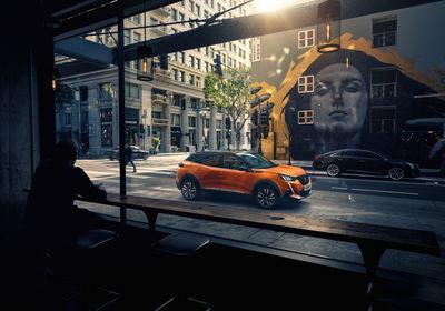 RECOM CGI : PEUGEOT 2008 Campaign