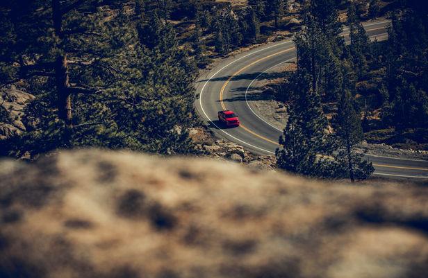 SEVERIN WENDELER: TRANSPORTATION SPECIAL // GMC Sierra 2020 - Photography by Patrick Curtet c/o Severin Wendeler