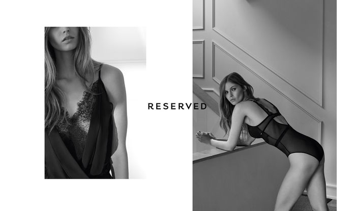 MAGDA WUNSCHE & AGA SAMSEL for RESERVED