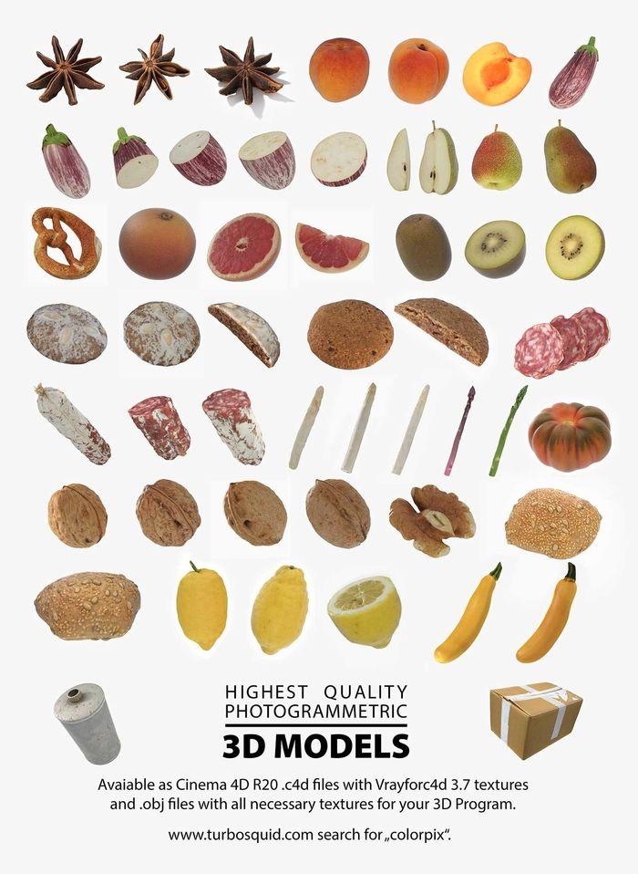 all our Photogrammetric models  •  RALF KUNSTMANN ILLUSTRIERT...
