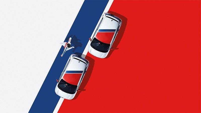 Twingo X Le Coq Sportif by William Crozes