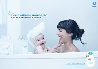 Achim Lippoth: DOVE Campaign for Ogilvy & Mather