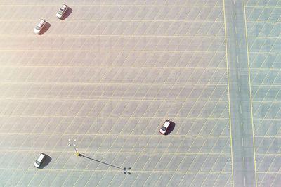 MARC TRAUTMANN - Costums Aerial Parking