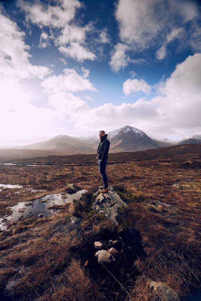 Matt Stansfield c/o COMMON ERA recently embarked on a rather epic adventure through the wilds of the Isle of Skye