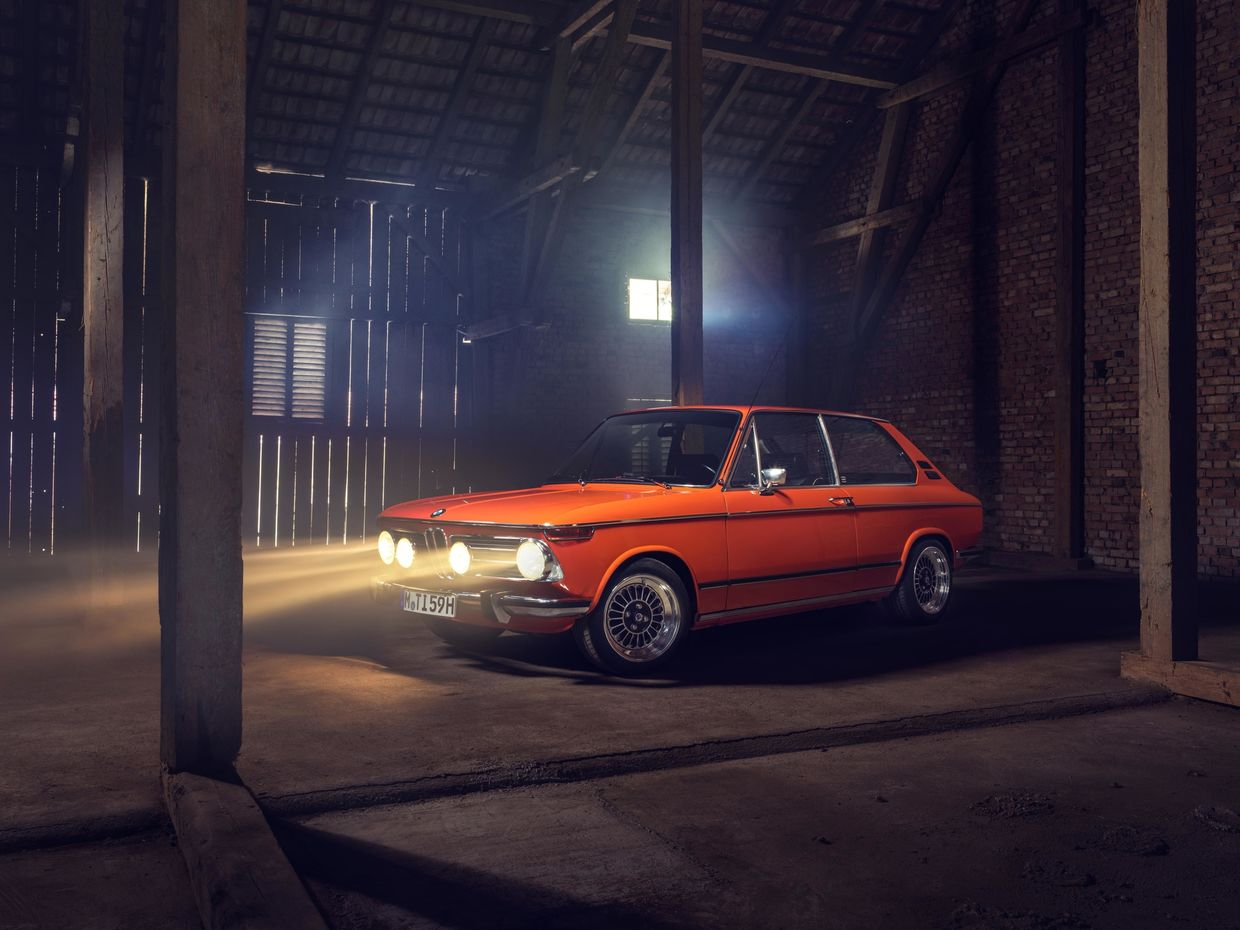 WE! SHOOT IT, BMW 2000tii Touring, Alpina A4S, shot by WE! shoot it, Michael Compensis & Thomas von Salomon c/o Kelly Kellerhoff represents