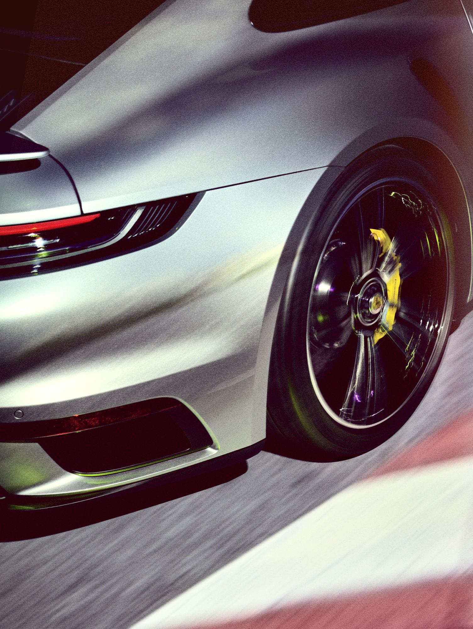 IGOR PANITZ: Porsche 992 Turbo for Christophorus Magazine