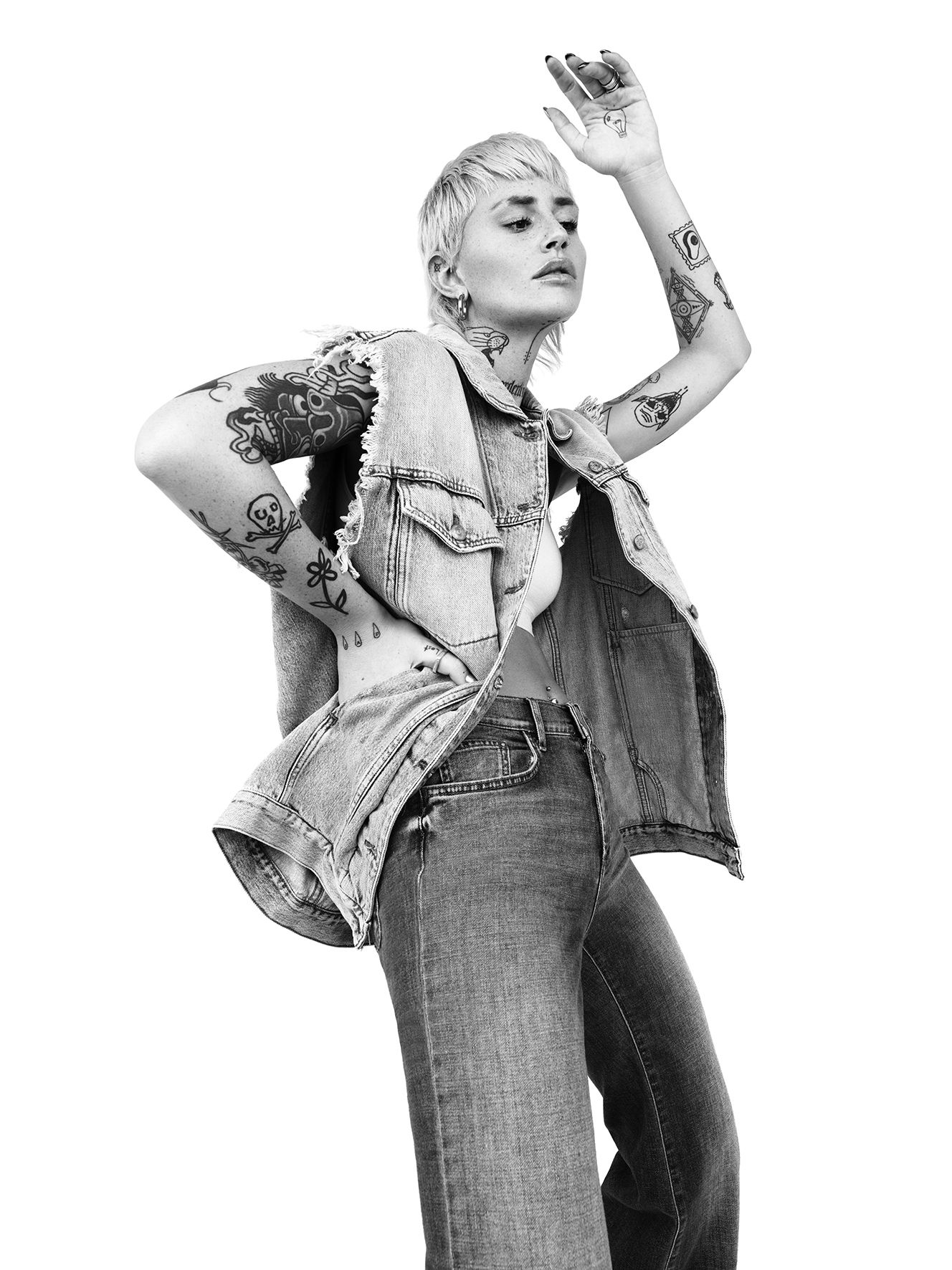 ROY ROGERS TAPS RANKIN/THE FULL SERVICE  FOR ITS NEW DENIM CAMPAIGN