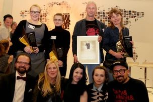 ART.FAIR : Blooom Award winners and jury