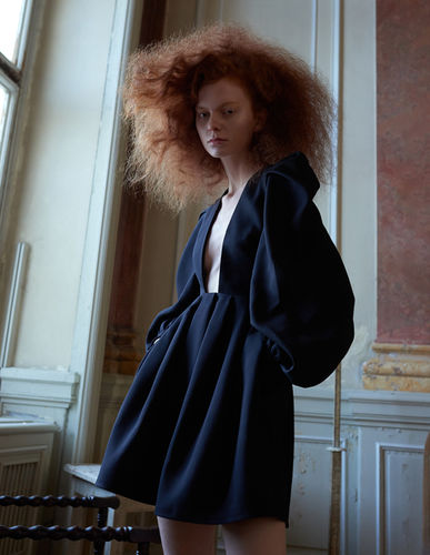 WINTELER PRODUCTION for VOGUE Portugal