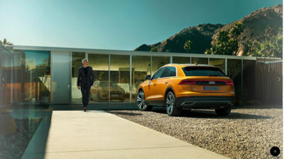 PHILIPP UND KEUNTJE for AUDI Q8