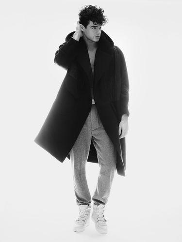 BLOSSOM MANAGEMENT: Charl Marais für Le Mile Magazine