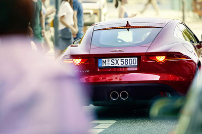 MANU AGAH PHOTOGRAPHY - JAGUAR F TYPE - PERSONAL WORK