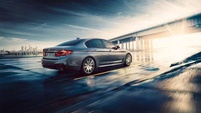 RECOM CGI : BMW 5 Series