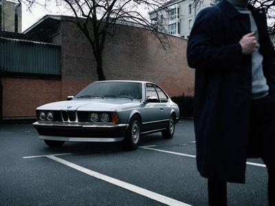 "SEVERIN WENDELER: TRANSPORTATION SPECIAL ""BMW Serie 6 E24"" Photography & CGI Project by Sebastien Staub c/o Severin Wendeler"