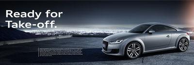 Audi TTR/S Katalog