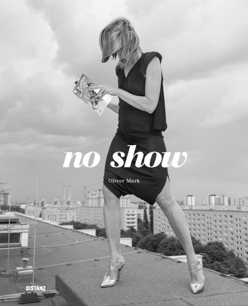 CHRISTA KLUBERT PHOTOGRAPHERS: NO SHOW BY OLIVER MARK OUT NOW