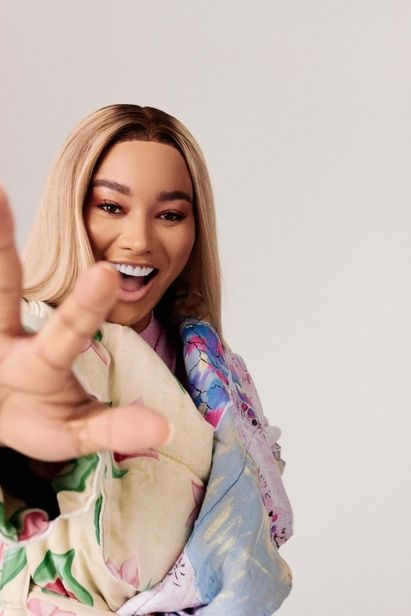 Munroe Bergdorf for Teen Vogue by THE MASONS c/o MAKING PICTURES