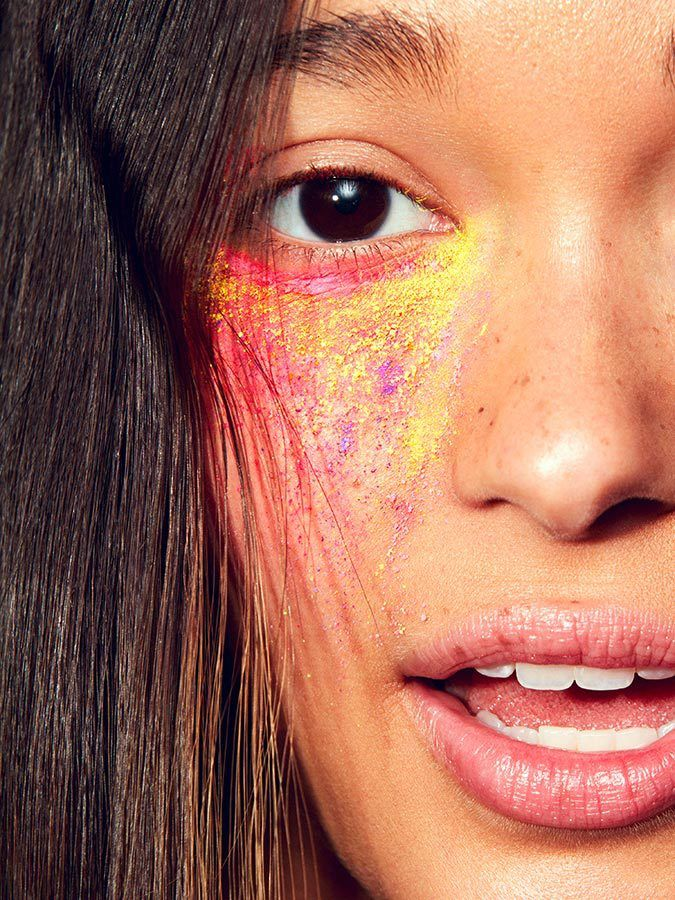 Rainbow Faces by Tom van Schelven c/o MAKING PICTURES