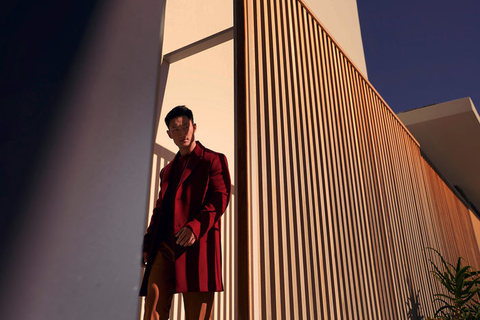"""SEVERIN WENDELER: THE 6 """"Photo by HE&ME c/o Severin Wendeler"""""""