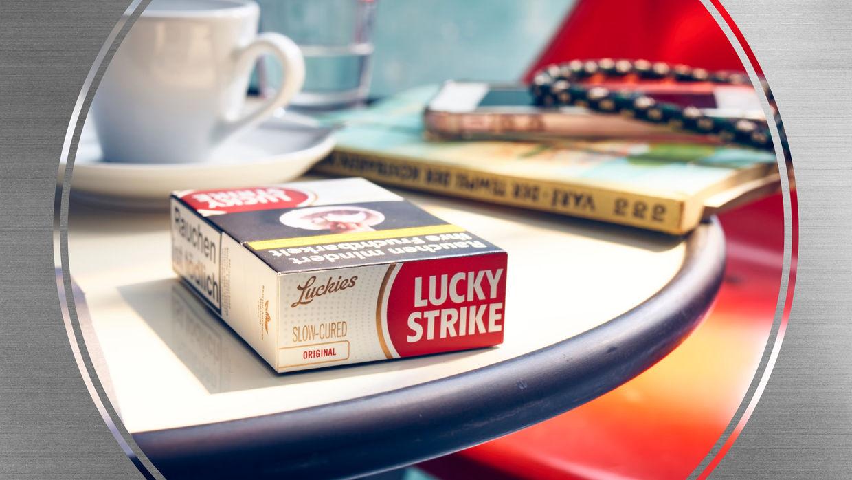 Stefan Thurmann fotografiert Lucky Strike für geometry
