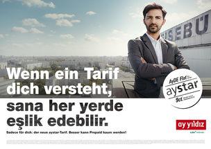 UPFRONT : Murat ASLAN for AY YILDIZ