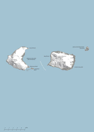 MARE : Judith Schalansky - Atlas der abgelegenen Inseln