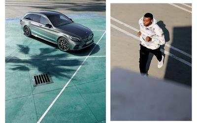 ZERONE for Alex Rank / Mercedes C-Class