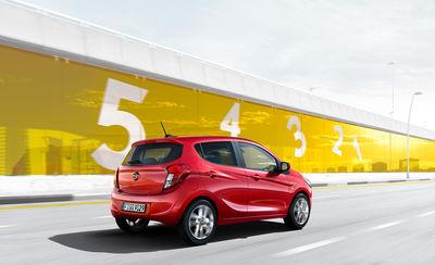MAINWORKS für Opel Karl