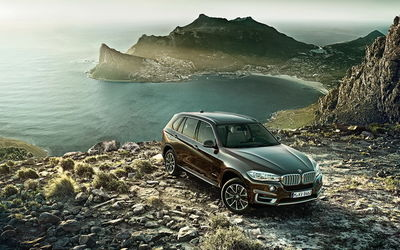 CAPE TOWN PRODUCTIONS for BMW