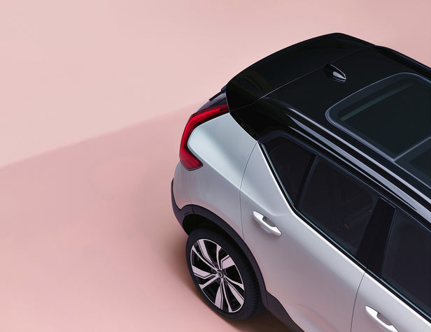 THE KLUBHOUSE XC40 Recharge for VOLVO CARS