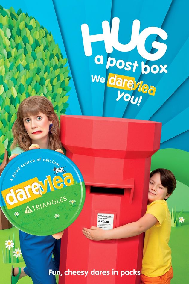COSMOPOLA | Ilka&Franz for Dairyleas