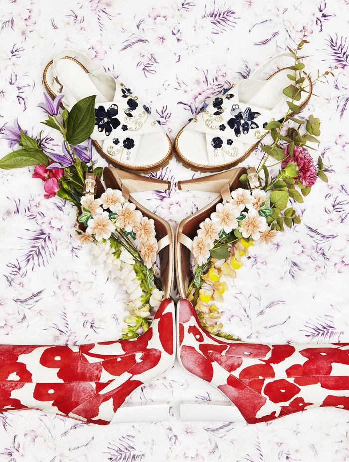 NINETTE SCHOSTACK for Elle Magazine
