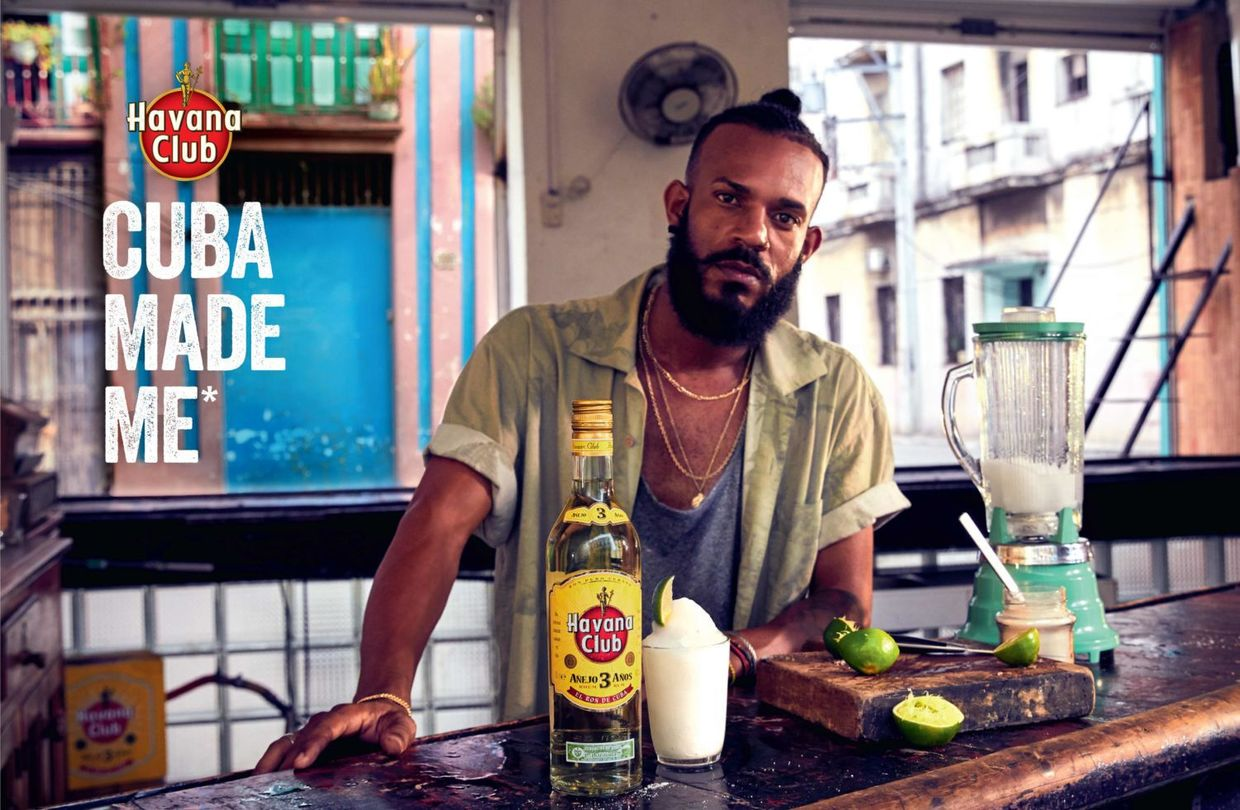 Devyn Galindo c/o MAKING PICTURES for Havana Club