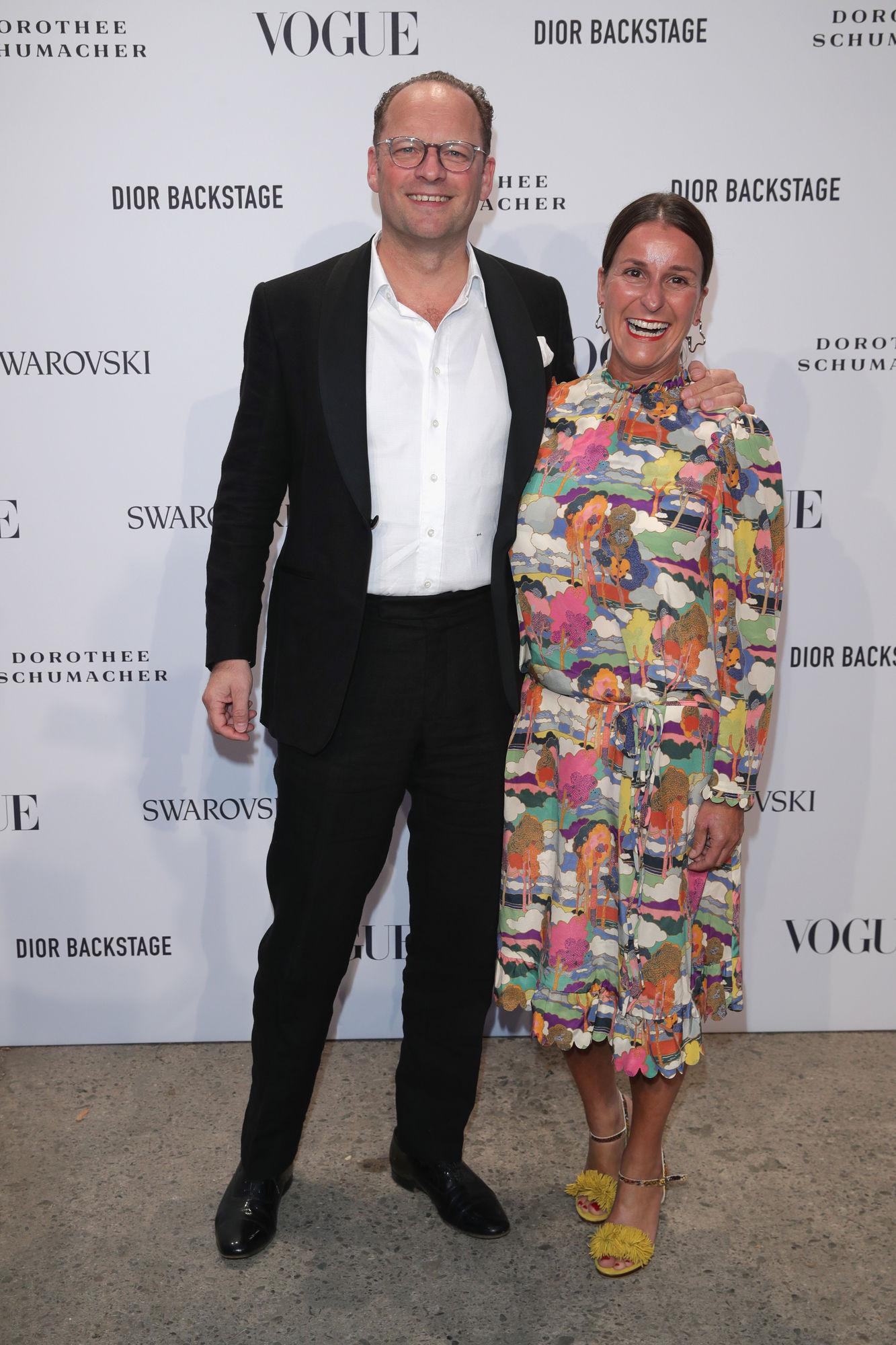 VOGUE Fashion Party Berlin Fashion Week 2018