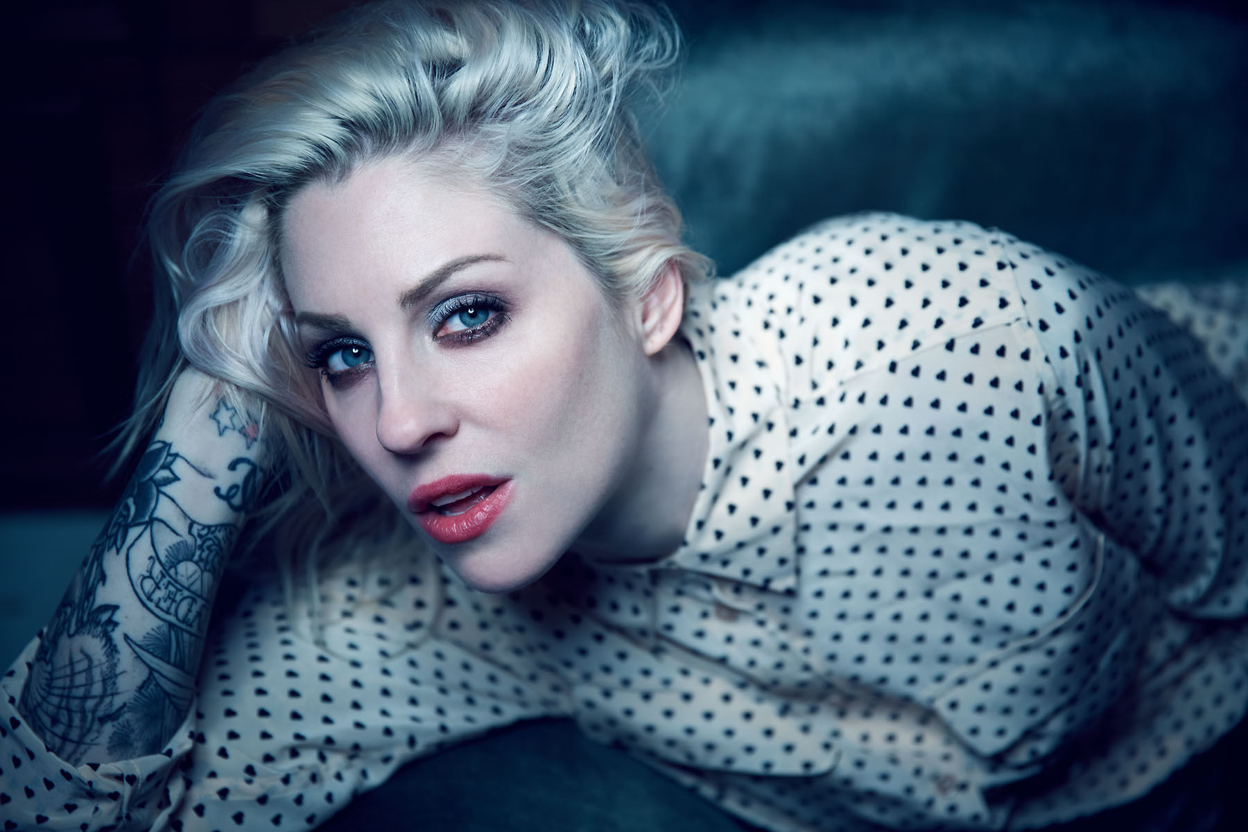 Brody Dalle Nude Photos 84