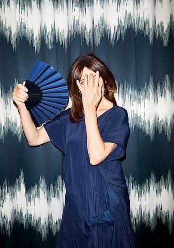 COSMOPOLA | Norman Konrad portrait of Iris Berben